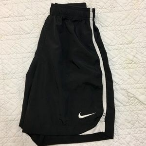 Black Nike DriFit Shorts